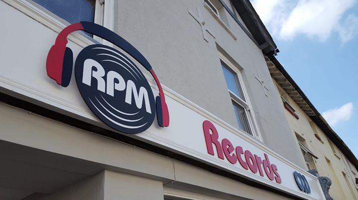 RPM Records LTD cover