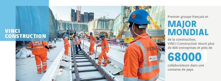 VINCI Construction cover