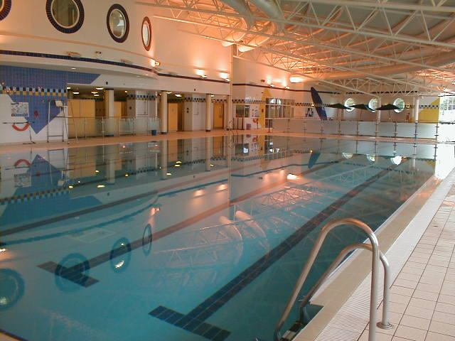 Burntwood leisure center
