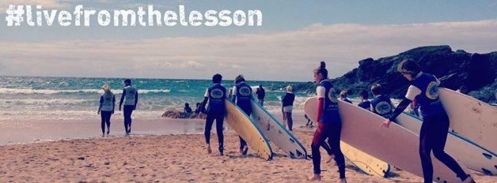Constantine Bay Surf School cover