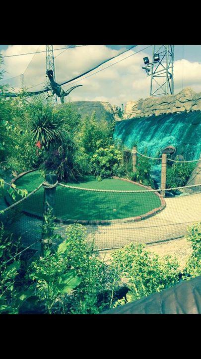 Jurassic Encounter Adventure Golf London Minigolf