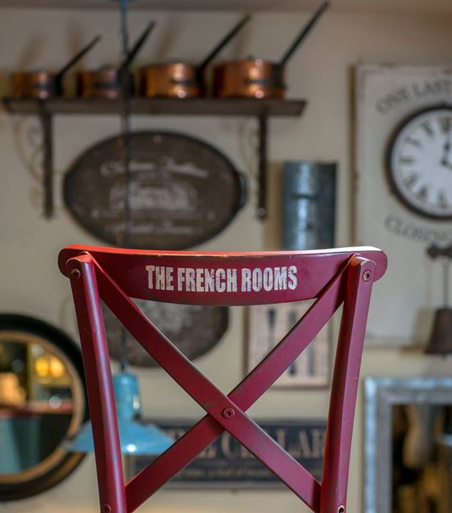 The French Rooms cover