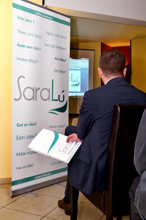 SaraLu cover