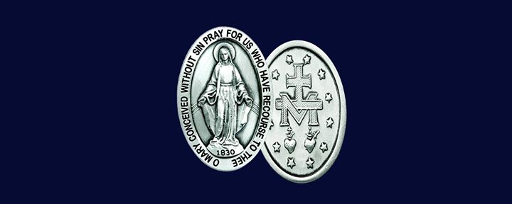 Mary's Miraculous Medal Family cover