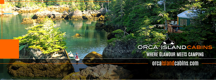 Orca Island Cabins cover