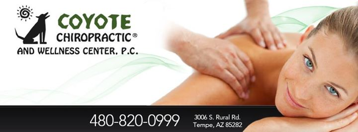 Coyote Chiropractic & Wellness Center cover