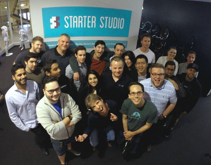 Starter Studio cover