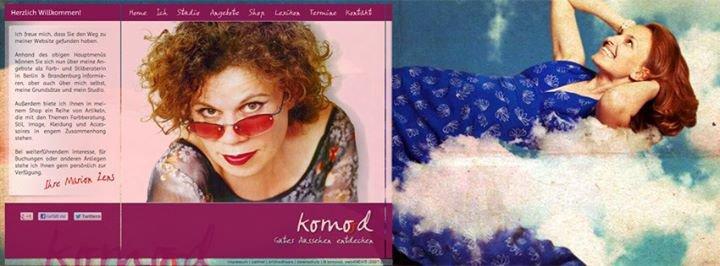 Komood - Farbberatung, Stilberatung und Imageberatung cover