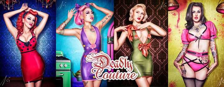 Deadly Couture Latex, Corset and Fetish Boutique cover