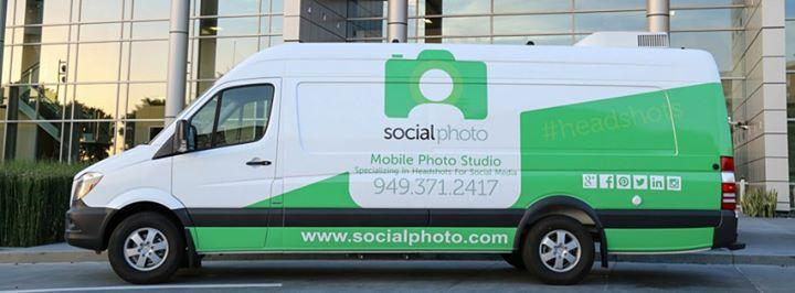 SocialPhoto Corporate Headshots Photography and Video Orange County cover
