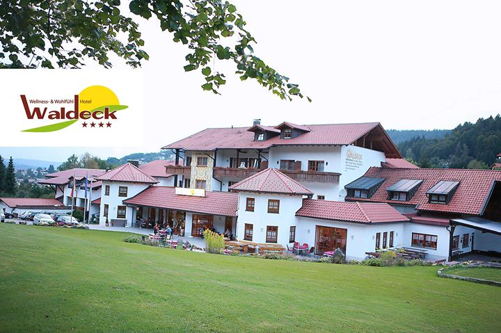 Wellness- und Wohlfühlhotel Waldeck • Bodenmais cover