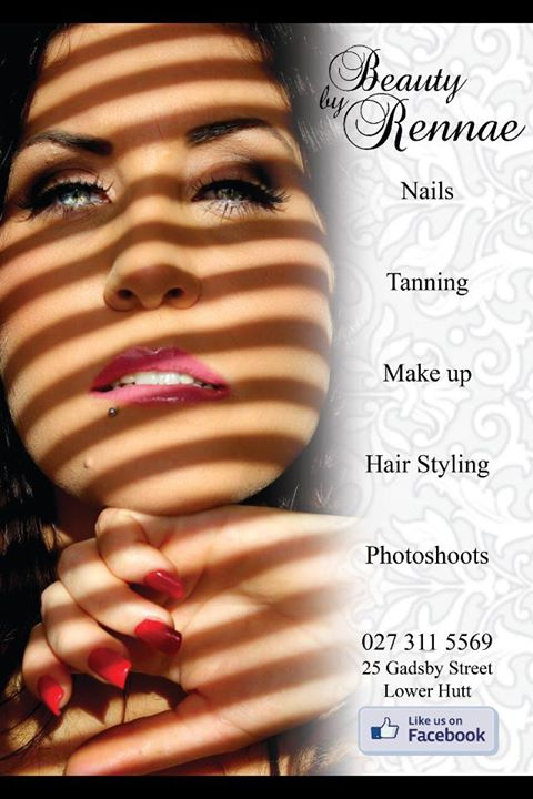 Beauty By Rennae cover