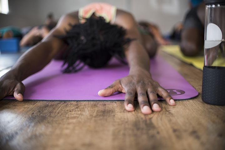 Grace & Glory Yoga Northfield cover