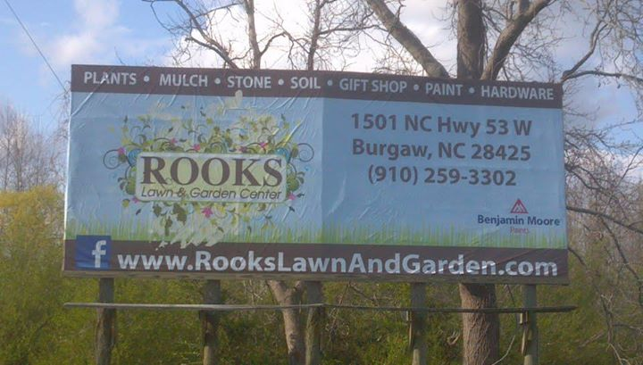 Rooks Lawn and Garden cover
