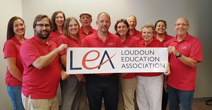Loudoun Education Association cover