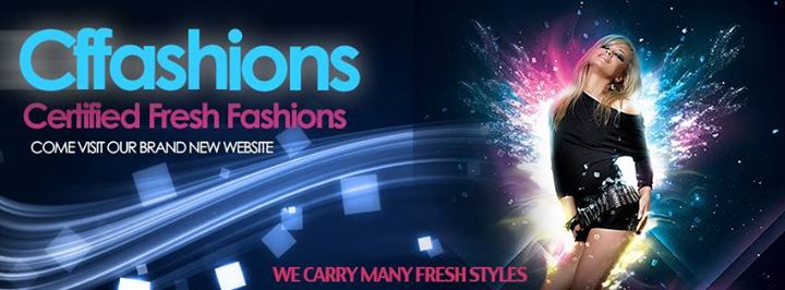 Certified Fresh Fashions cover