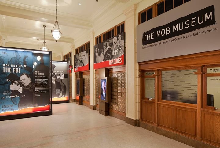 The Mob Museum cover