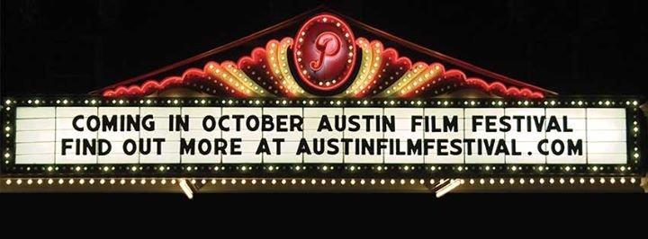 Austin Film Festival cover