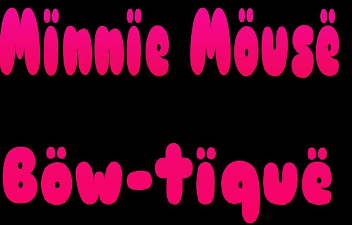 Minnie Mouse Bow-tique cover