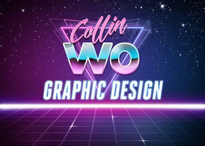 Collin Wo Graphic Design cover