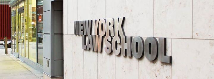 New York Law School cover