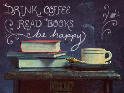 Mary Ryan's  ~ Books, Music & Coffee ~ cover