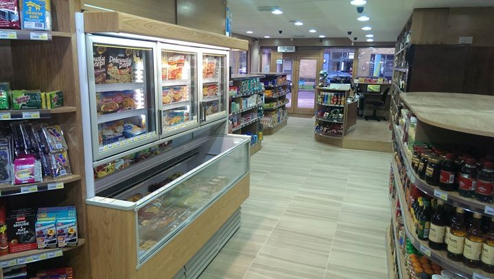 The Food Store Newhall cover
