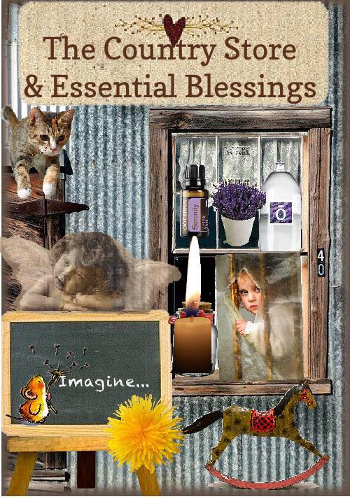 The Country Store & Essential Blessings cover