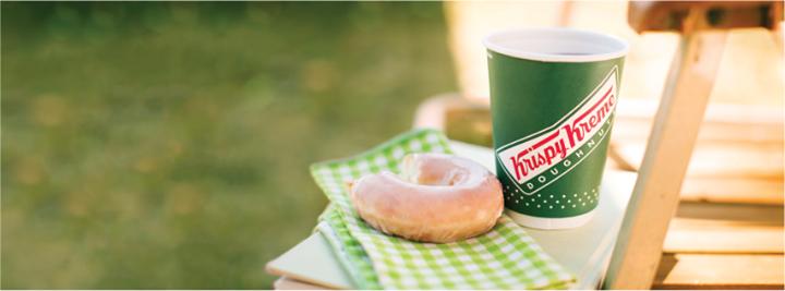 Krispy Kreme cover