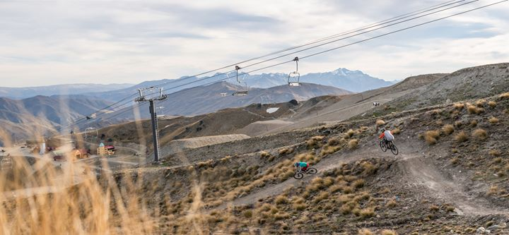 Cardrona Bike Park NZ cover