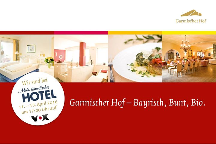 Bio-Hotel Garmischer Hof cover