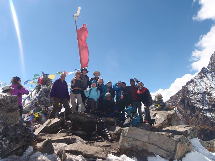 Langtang Valley Trekking cover