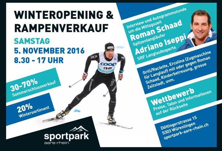 Sportpark Aare-Rhein AG cover