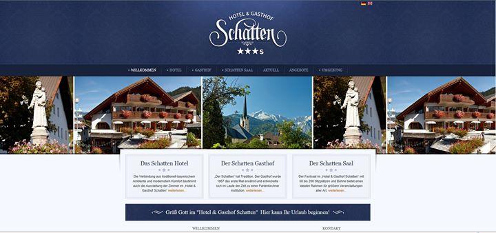 Akzent Hotel & Gasthof Schatten - Garmisch Partenkirchen cover