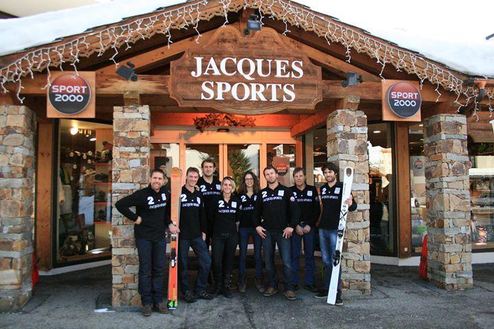 Jacques Sports Les 2 Alpes cover