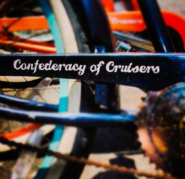 Confederacy of Cruisers Bike Tours cover
