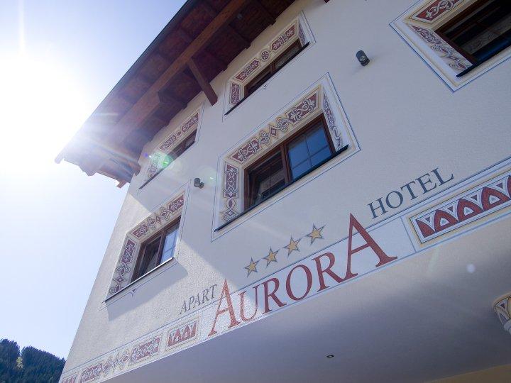 Apart-Hotel Aurora cover