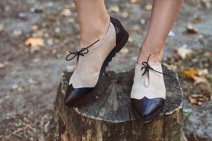 Irina Calancea-Irka Shoes cover