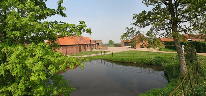 Wheatacre Hall Barns cover