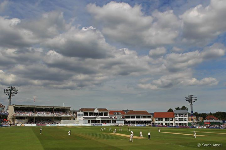 The Spitfire Ground, St Lawrence cover