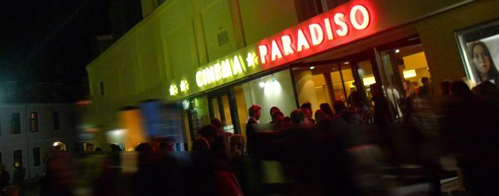 Cinema Paradiso BADEN cover