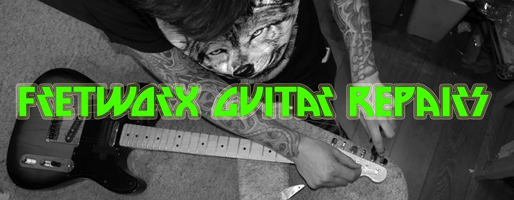 Fretworx Guitar Repairs cover