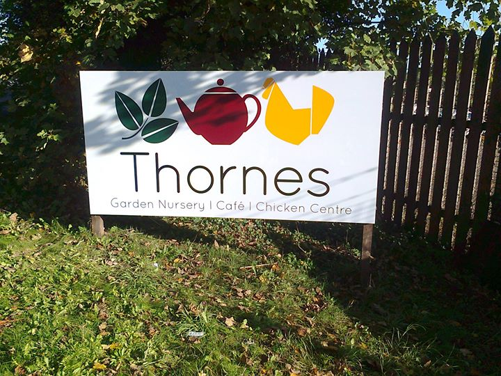 Thornes Garden Nursery cover