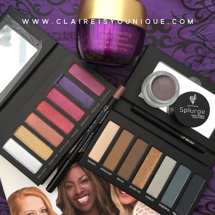 The Younique Beauty Bar with Claire cover