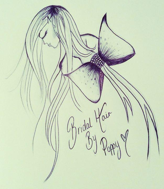 Bridal Hair by Poppy cover