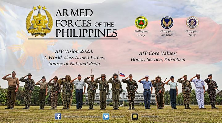Armed Forces of the Philippines cover