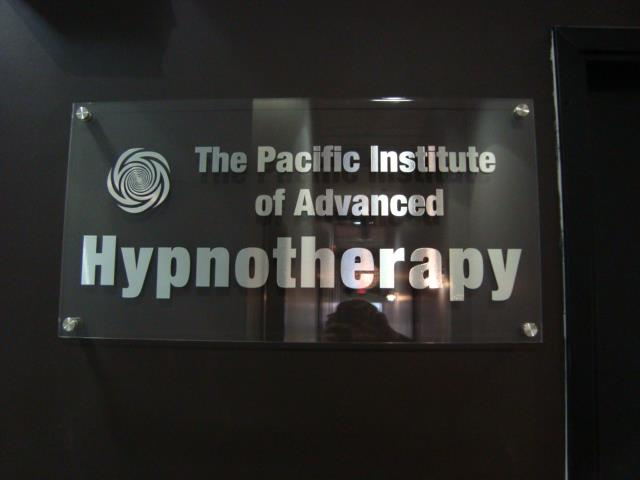The Pacific Institute of Advanced Hypnotherapy cover