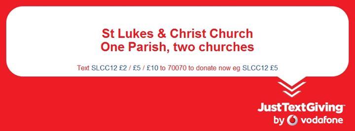 St Luke's & Christ Church, Chelsea cover