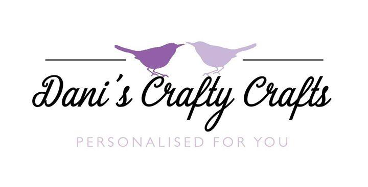 Dani's Crafty Crafts cover