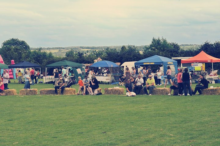 Eckington Summer Festival cover